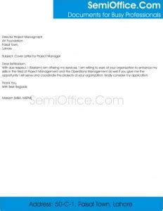 Cover Letter Sample: Applying for Content Editor Job