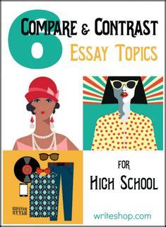 Free Compare Contrast Essays Essays and Papers